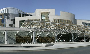 Blood donation event held at Scottish Parliament